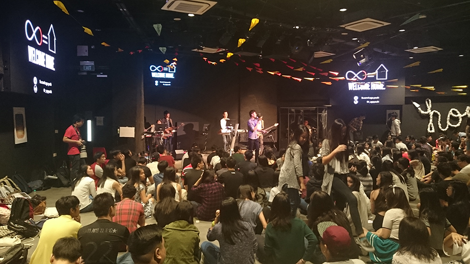 Grace AOG Tanglin Youth
