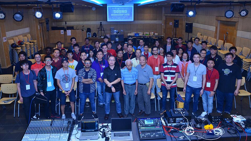 Mega Sound Workshops Malaysia