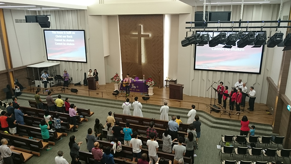 Yishun Christian Church